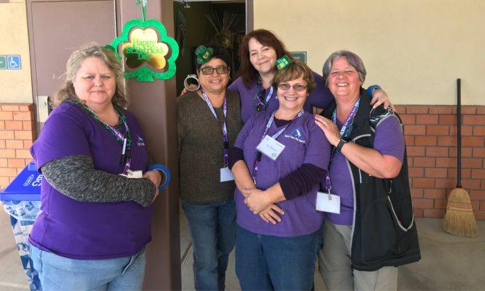 APDS Volunteers